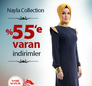 Nayla Collection Marka Ürünlerde %55'e Varan İndirimleri Kaçırma!