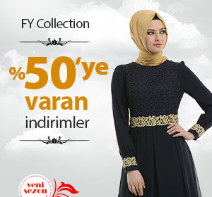 FY Collection Marka Ürünlerde %50'ye Varan İndirimleri Kaçırma!