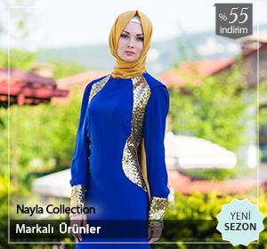 Nayla Collection Marka Ürünlerde %55'e Varan İndirimi Kaçırma